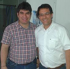 Jorge Mejia & familia